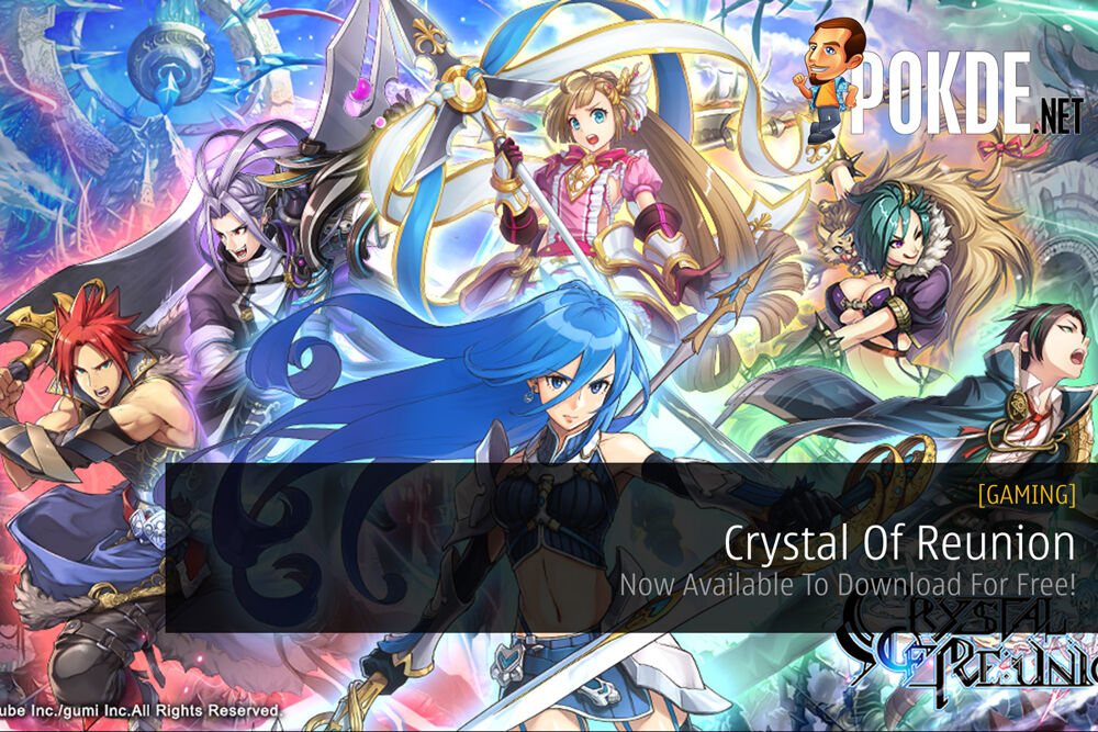 Crystal Of Reunion ; Now Available To Download For Free! 21