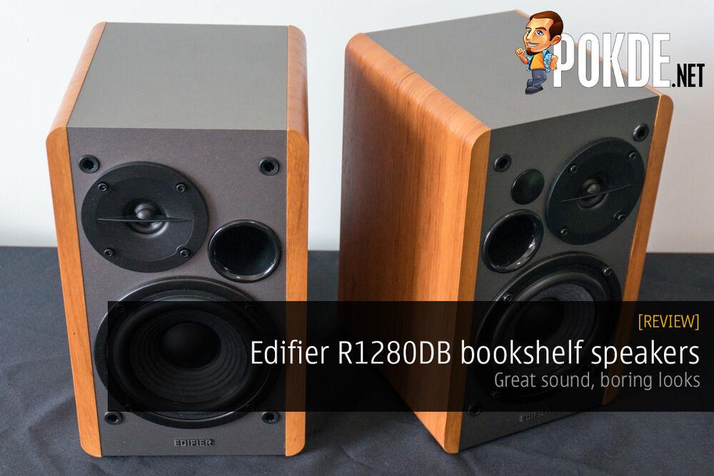 Edifier R1280DB bookshelf speaker review 25