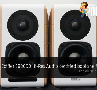 Edifier S880DB Hi-Res Audio certified bookshelf speaker review 42