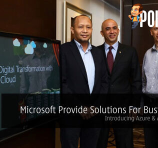 Microsoft Provide New Solutions For Malaysian Businesses - Introducing Azure & Azure Stack 20