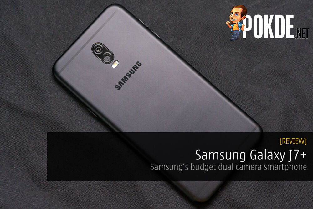Samsung Galaxy J7+ review; Samsung's budget dual camera phone 20