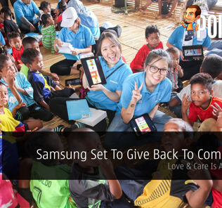 Samsung Set To Give Back To Community - Love & Care Is All We Need 25