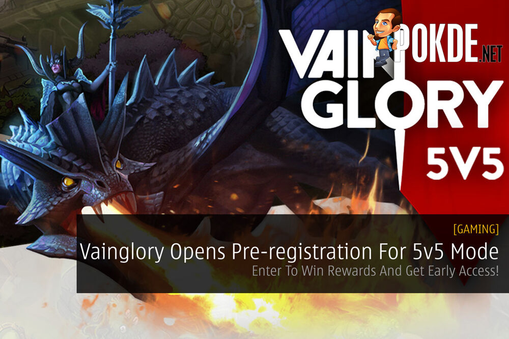 Vainglory Opens Pre-registration For 5v5 Mode - Enter To Win Rewards And Get Early Access! 20