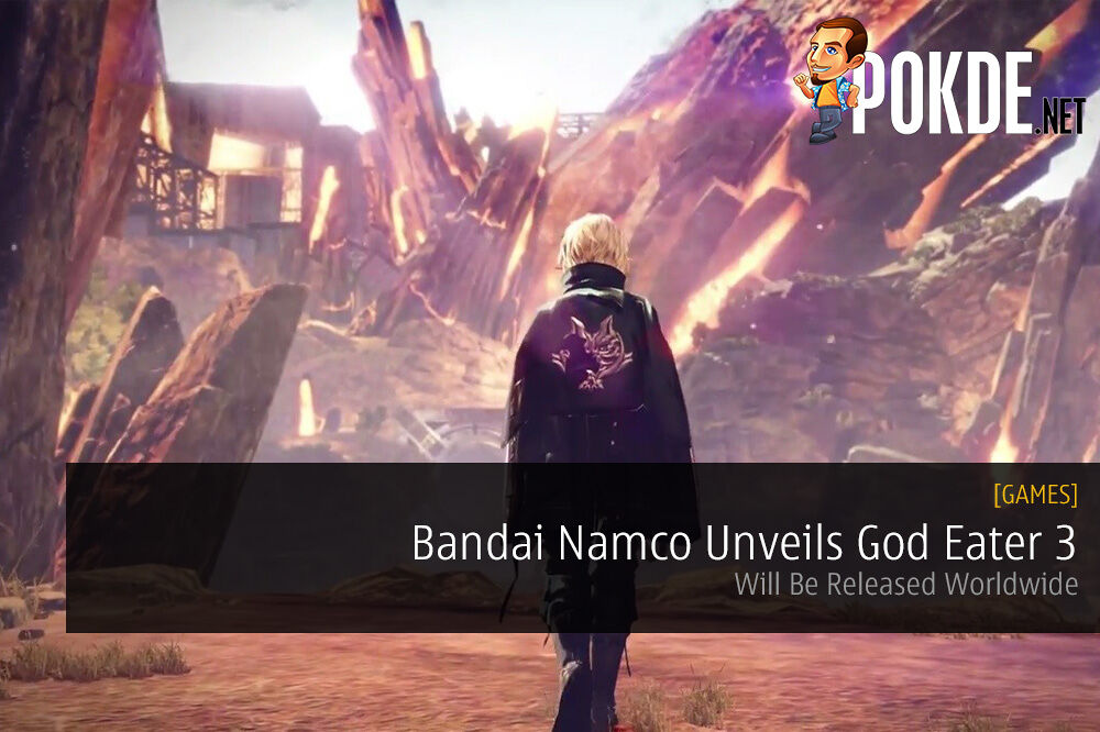 Bandai Namco Unveils God Eater 3; Will Be Released Worldwide 24