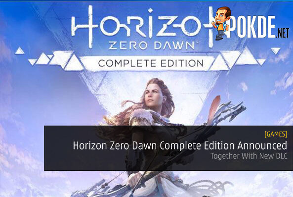 Horizon Zero Dawn Complete Edition Announced, Together With New DLC 21