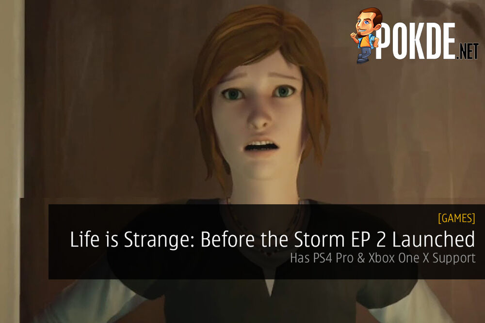 Life is Strange: Before the Storm Episode 2 Launched