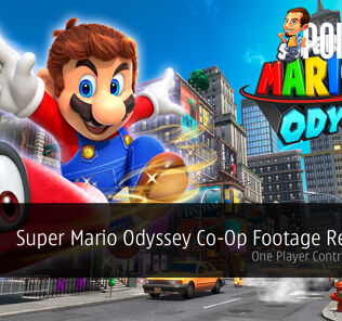 "Super Mario Odyssey Co-Op Footage Released; One Player Controls ""Cappy"" 24"
