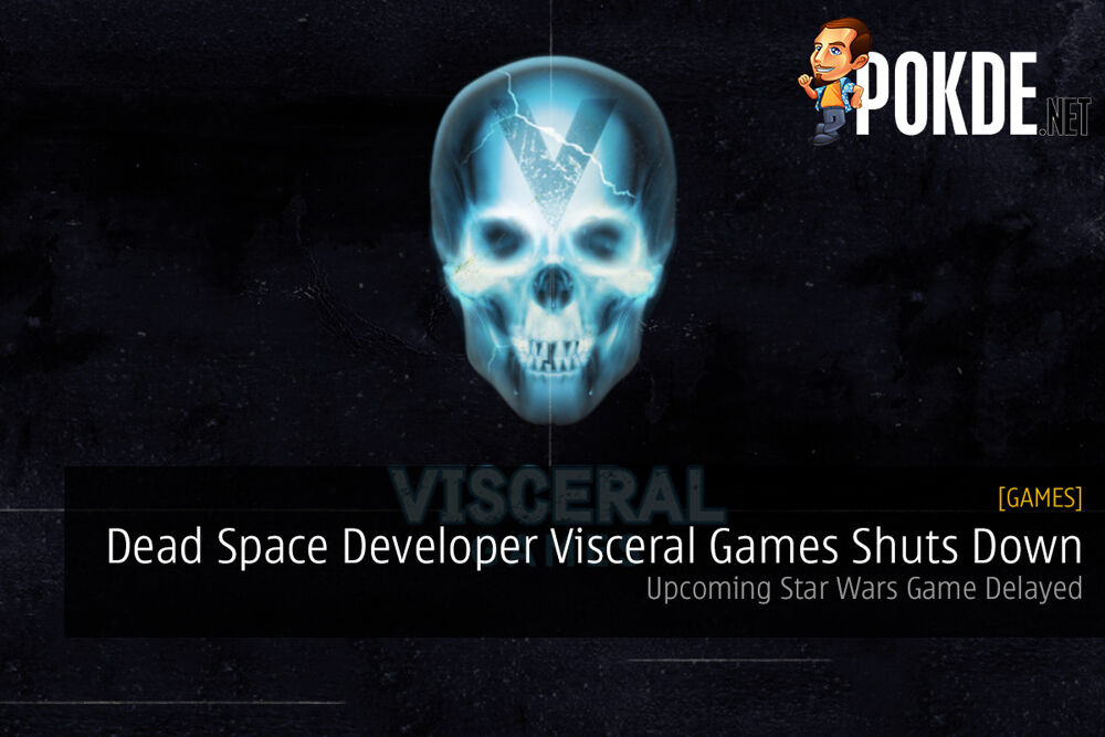 Visceral Games Shut down EA