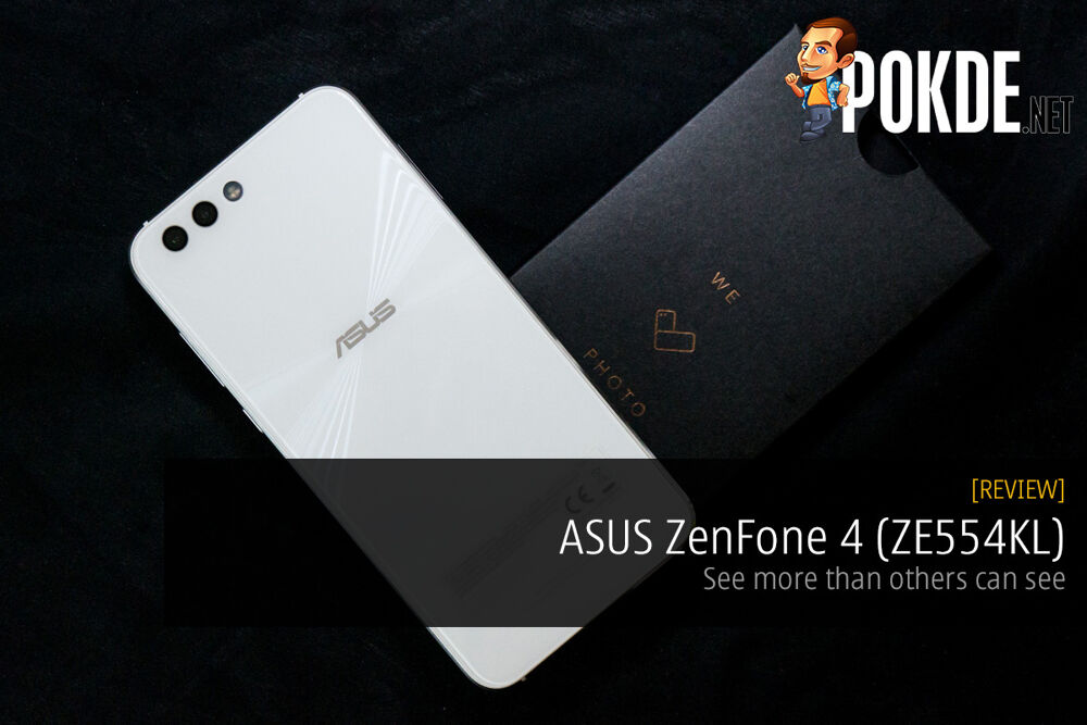 ASUS ZenFone 4 (ZE554KL) review; see more than others can see 22