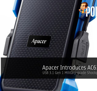 Apacer Introduces AC631 HDD - USB 3.1 Gen 1 Military-grade Shockproof Drive! 38