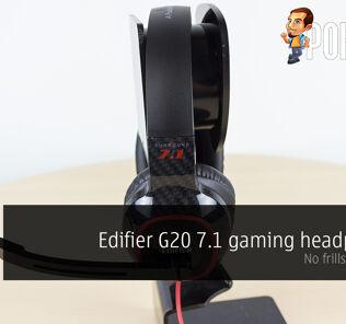 Edifier G20 7.1 gaming headphones review 27
