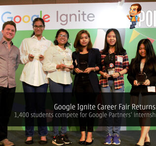 Google Ignite Career Fair Returns for 2017 - 1,400 students compete for Google Partners' internship opportunities 21