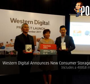 Western Digital Announces New Consumer Storage Solutions - Includes a 400GB microSD card! 30
