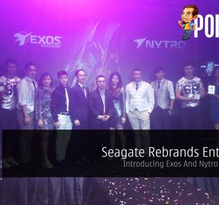 Seagate Rebrands Enterprise - Introducing Exos And Nytro Enterprise! 28