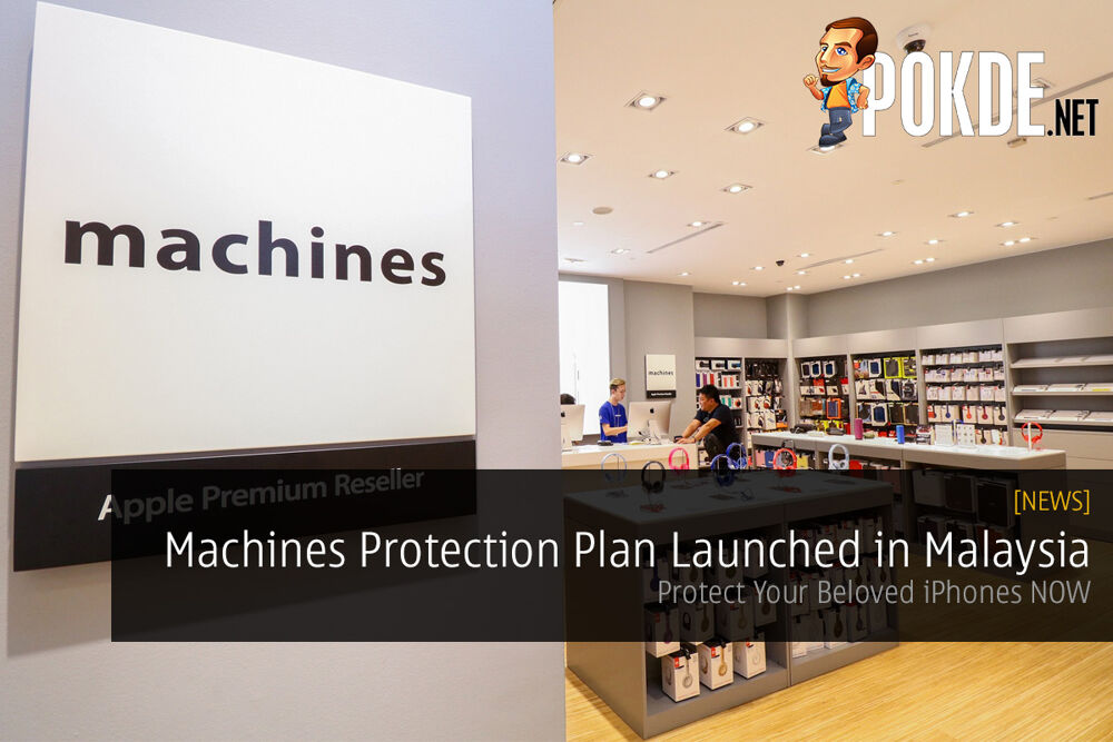 Machines Protection Plan Launched in Malaysia
