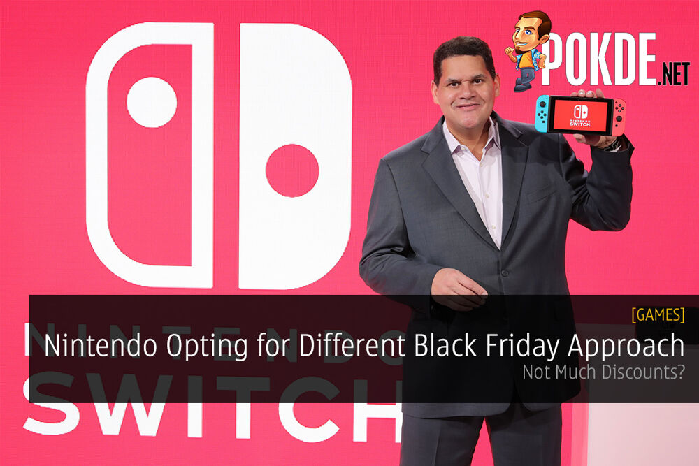 Nintendo Opting for Different Black Friday Approach