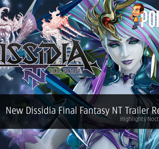 New Dissidia Final Fantasy NT Trailer Released; Highlights Noctis and FFXV 21