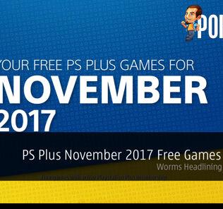 PS Plus November 2017 Free Games Lineup