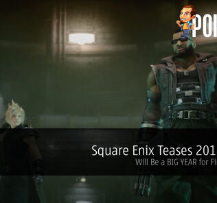 Square Enix Teases 2018 Plans; Will Be a BIG YEAR for Final Fantasy 20