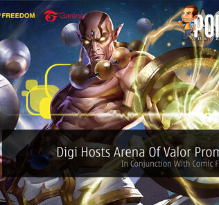 Digi Hosts Arena Of Valor Promotions - In Conjunction With Comic Fiesta 2017! 21