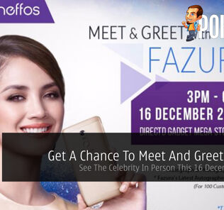 Get A Chance To Meet And Greet Fazura - See The Celebrity In Person This 16 December 2017! 33