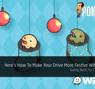 Going Back For Christmas? Here's How To Make Your Drive More Festive With Waze 22