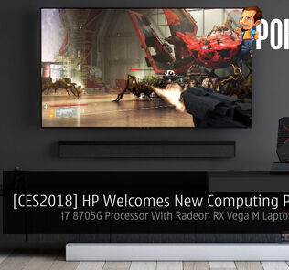 [CES2018] HP Welcomes New Computing Products - i7 8705G Processor With Radeon RX Vega M Laptop Included! 24