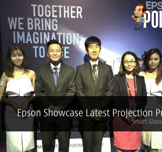 Epson Showcase Latest Projection Products - Smart Glasses With AR! 20