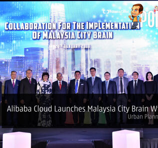 Alibaba Cloud Launches Malaysia City Brain With MDEC - Urban Planning with AI 19
