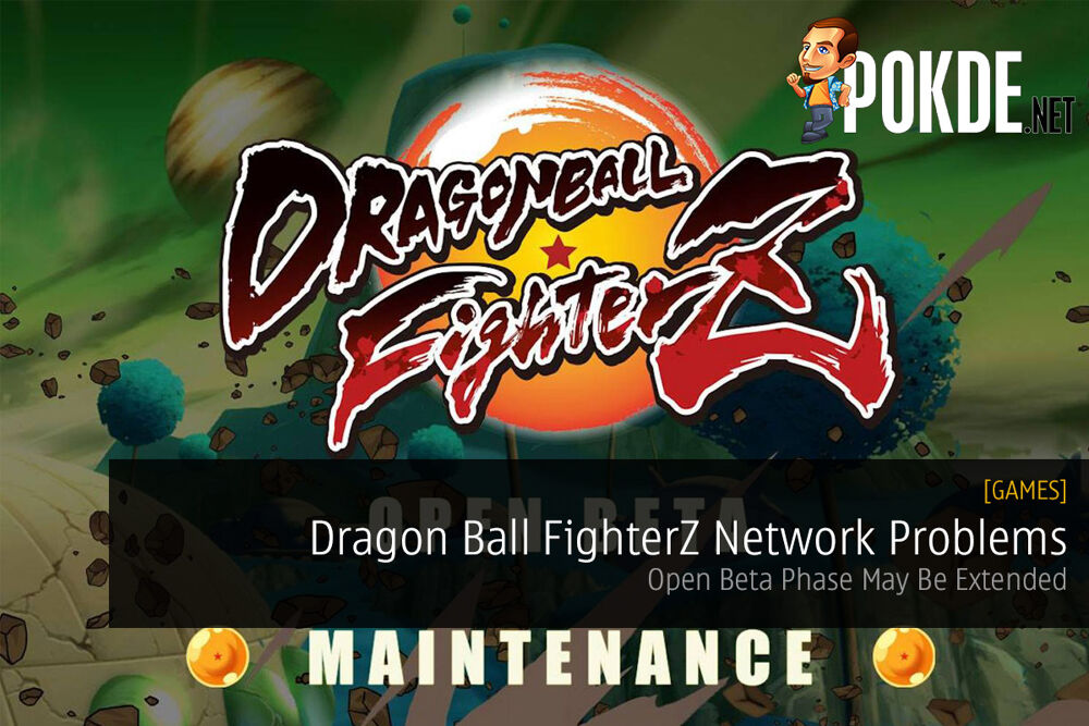 Dragon Ball FighterZ Network Problems; Open Beta Phase May Be Extended 30