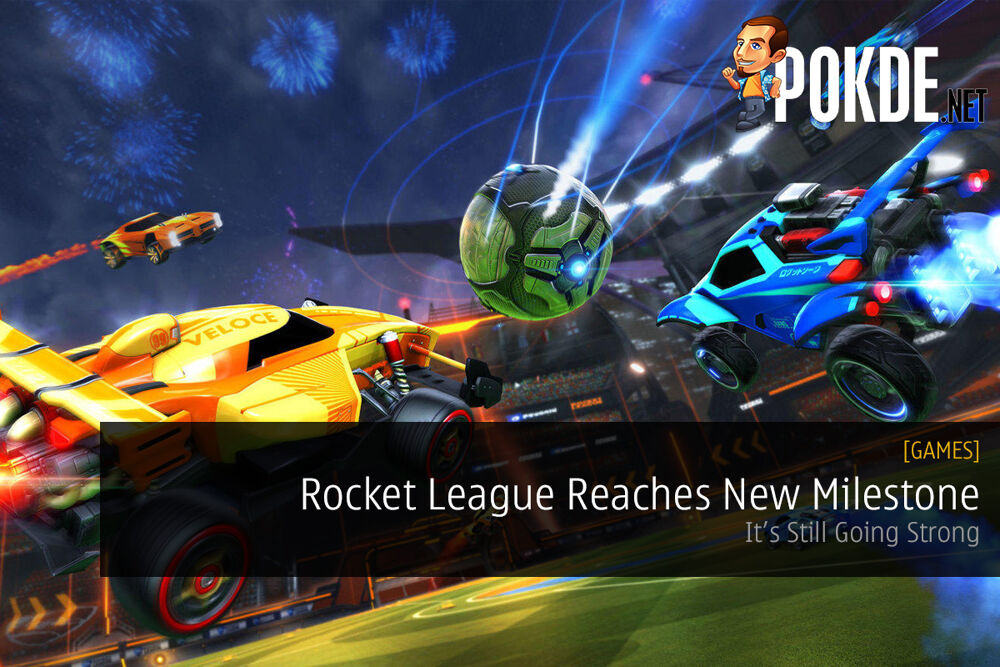 Rocket League Reaches New Milestone