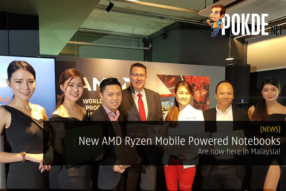 New AMD Ryzen Mobile Powered Notebooks Are Now Here in Malaysia! 25