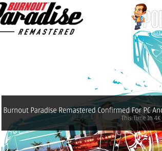 Burnout Paradise Remastered Confirmed For PC And Console - This Time In 4K And 60 FPS 24