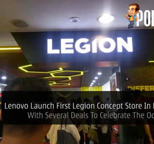 Lenovo Launch First Legion Concept Store In Malaysia - With Several Deals To Celebrate The Occassion! 35
