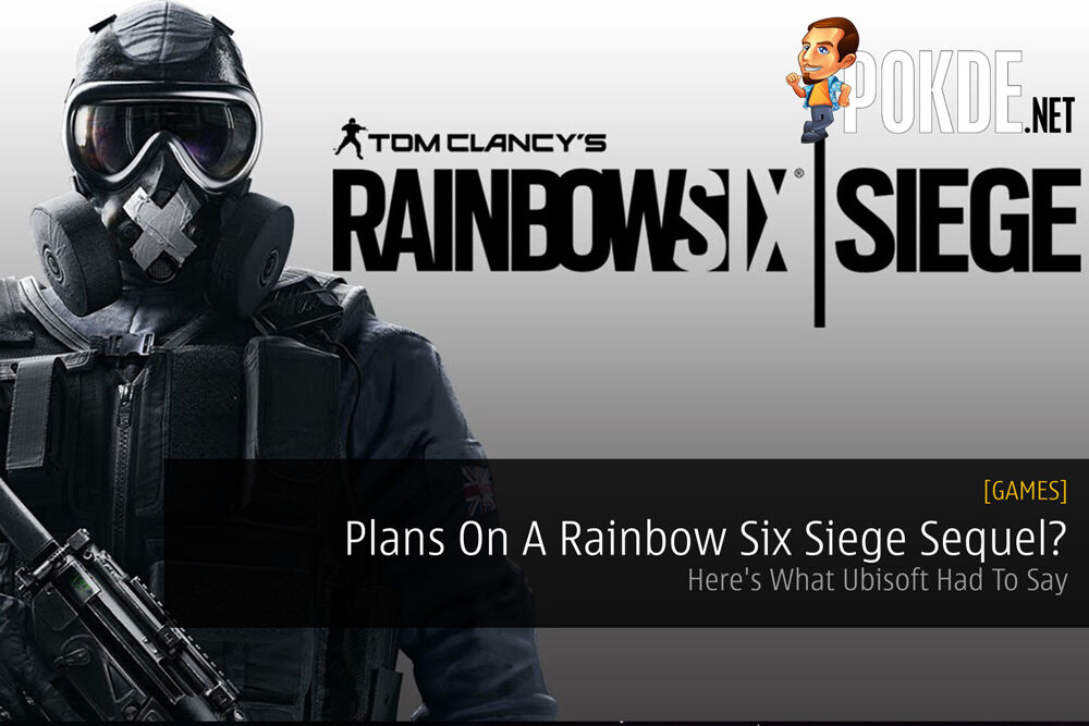 Plans On A Rainbow Six Siege Sequel? Here's What Ubisoft Had To Say 21