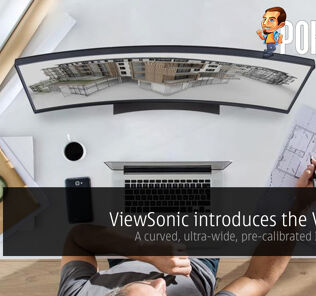 ViewSonic introduces the VP3881; a curved, ultra-wide, pre-calibrated IPS display! 32