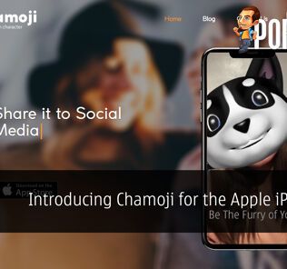 Introducing Chamoji for the Apple iPhone X