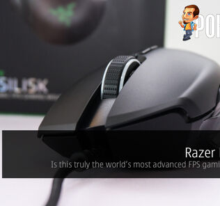Razer Basilisk FPS Gaming Mouse review — is this truly the world's most advanced FPS gaming mouse? 19