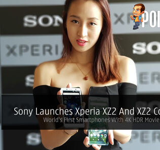 Sony Launches Xperia XZ2 And XZ2 Compact - World's First Smartphones With 4K HDR Movie Recording! 29