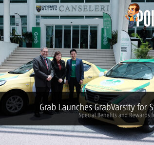 Grab Launches GrabVarsity - Special Benefits and Rewards for Students
