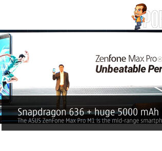 Snapdragon 636 + huge 5000 mAh battery, the ASUS ZenFone Max Pro M1 is the mid-range smartphone to get! 28