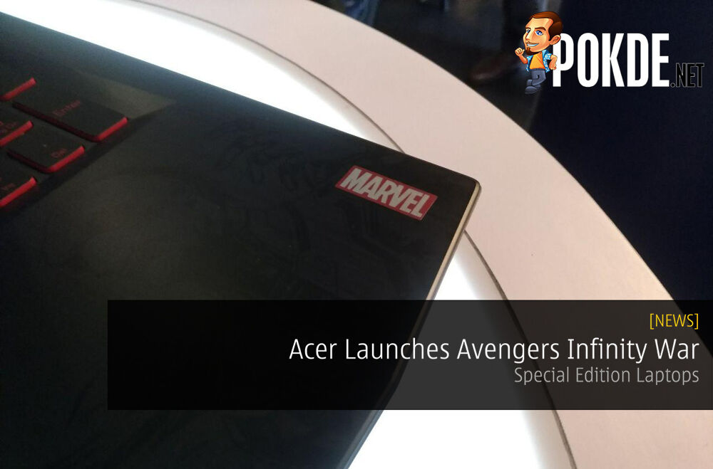 Acer Launches Avengers Infinity War Special Edition Laptops 21