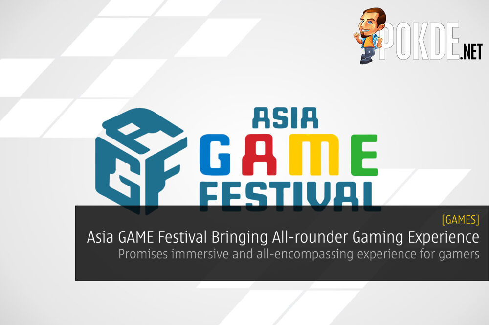 Asia GAME Festival Bringing All-rounder Gaming Experience - Promises immersive and all-encompassing experience for gamers 27