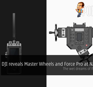 DJI reveals Master Wheels and Force Pro at NAB 2018 — the wet dreams of filmmakers? 28