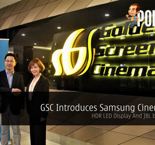 GSC Introduces Samsung Cinema LED - HDR LED Display And JBL by HARMAN! 33