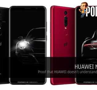 HUAWEI Mate RS — Proof that HUAWEI doesn't understand exclusivity 23