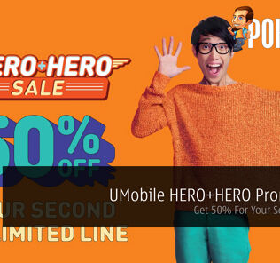 UMobile HERO+HERO Promotion - Get 50% For Your Second Line! 18