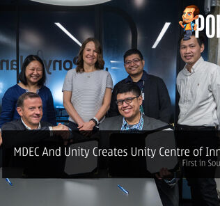MDEC And Unity Creates Unity Centre of Innovation In Malaysia - First in Southeast Asia 30