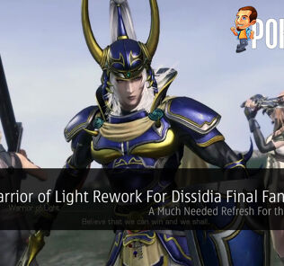 Warrior of Light Rework Coming to Dissidia Final Fantasy NT - A Much Needed Refresh For the Character 20