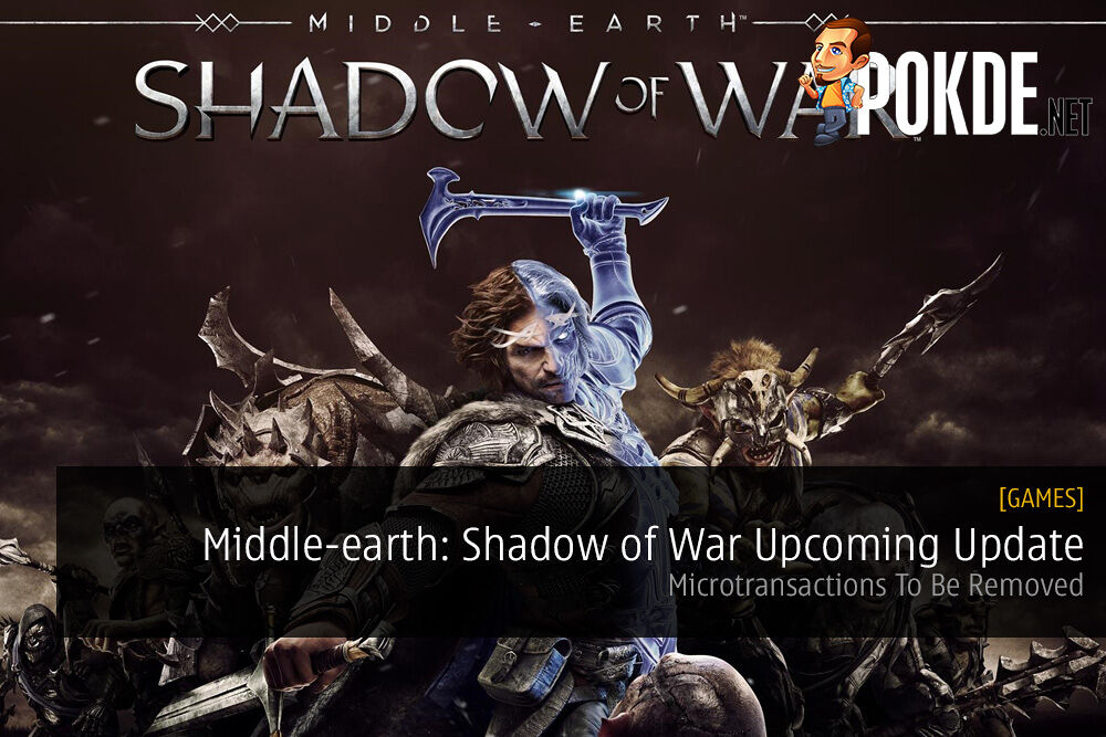 Middle-earth: Shadow of War Upcoming Update